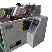 paper take out box making machine can produce different size boxes