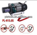 variable speed winch single line 15000lb capacity