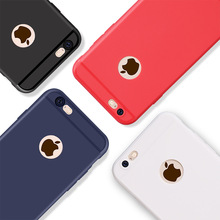 shenzhen mobile phone case factory hot selling soft cell phone cover for apple iphone 6 4.7
