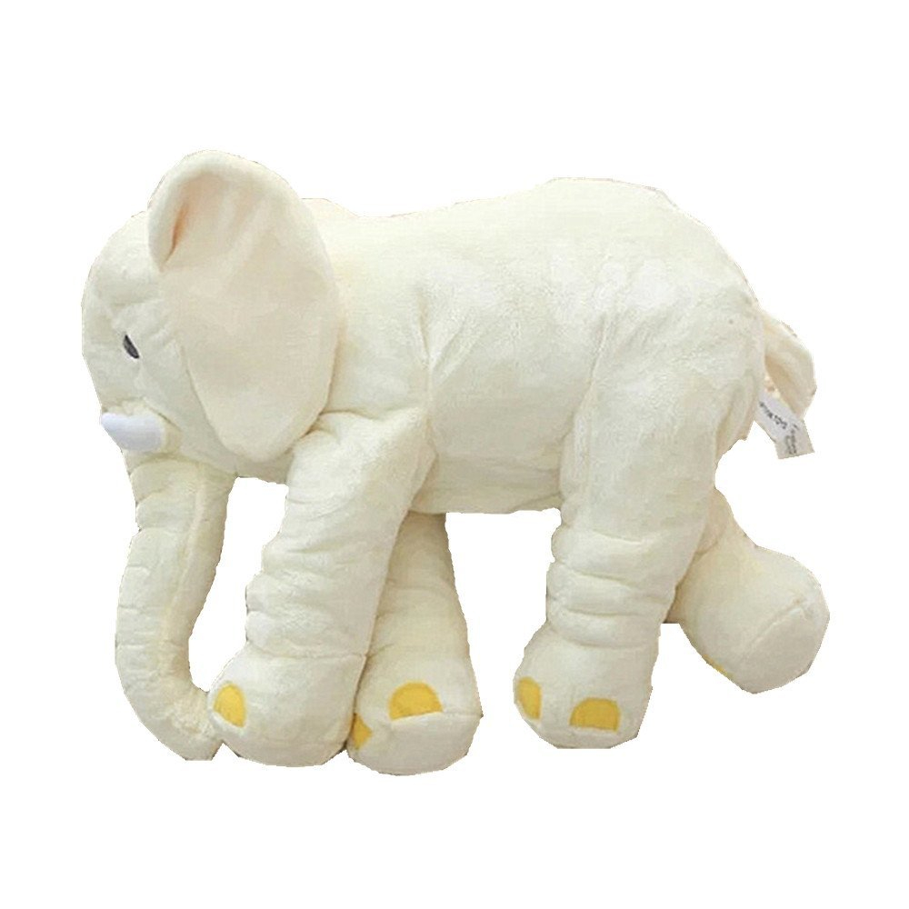 Wholesale Hot Selling Baby Children's Elephant Pillows Soft Plush Stuff Dolls Soft Plush Toys Lumbar Pillow