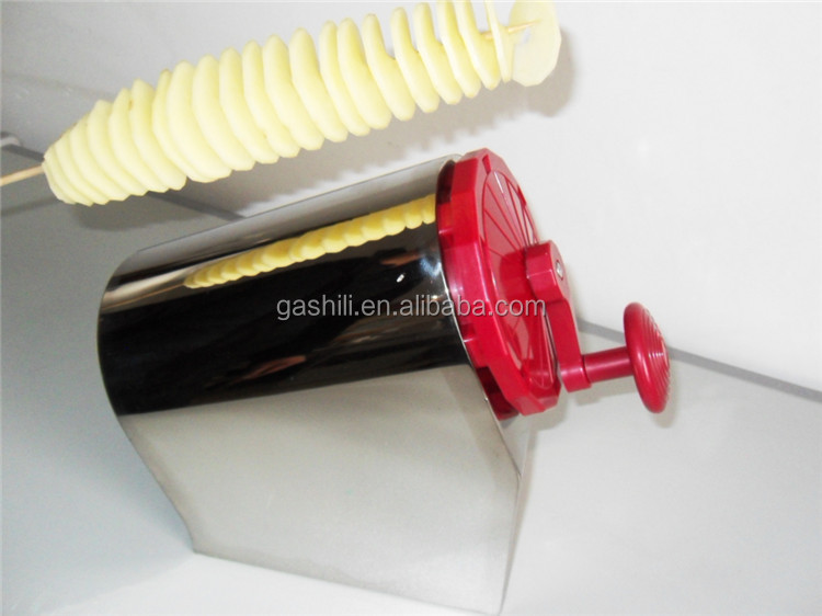 Industrial vegetable machines Twisted potato chips making machine manufacturing machine