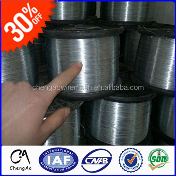 sus 304 316 14 gauge thick stainless steel wire