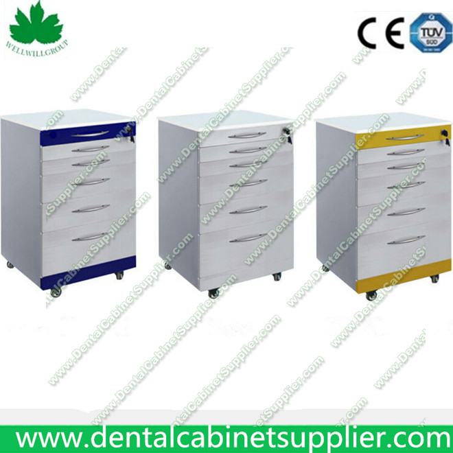 SSU-01 Hospital Medication Carts/Hospital Furniture/Dental Rolling Cart