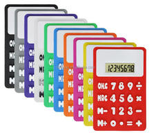 Hairong mini pocket calculator for gift use 8 digits solar calculator