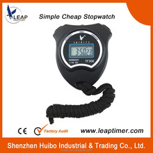 professional digital sports stopwatch professional electronic LCD /Timers