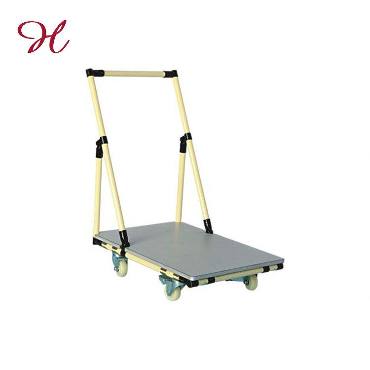 Superior Quality Different Mechanical Parts Like Pipe Rack Storage Cart With Wheels