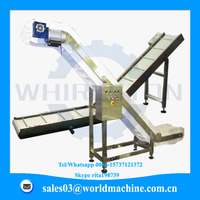 40 movable conveyor sawdust belt conveyor