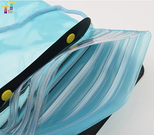 three foldable zip phone plastic bag beach water proof case