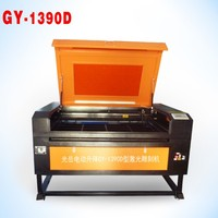 GY 1390 1300x900mm Ad,Model airplane,Acrylic,Crystal,Fabric,Textile,Leather,Paper mylar stencils laser cutting machine