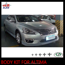 For Altima body kit pp plastic front and rear bumper