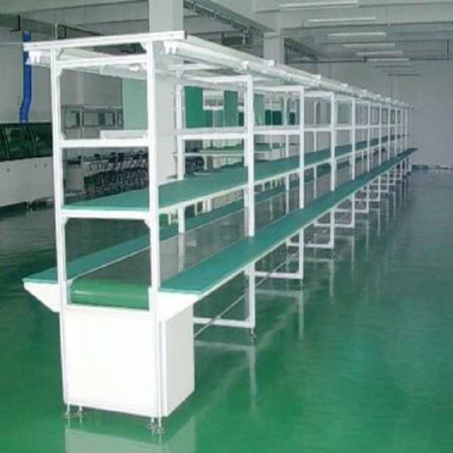 High efficient <strong>mobile</strong> phone assembly line