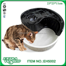 Ceramic Automatic Waterfall Circulating Pet Drinker/Pet Drinking Fountain/Pet Water fountain