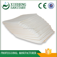 personal absorbent underpads disposable nursing bed sheet from world factory China