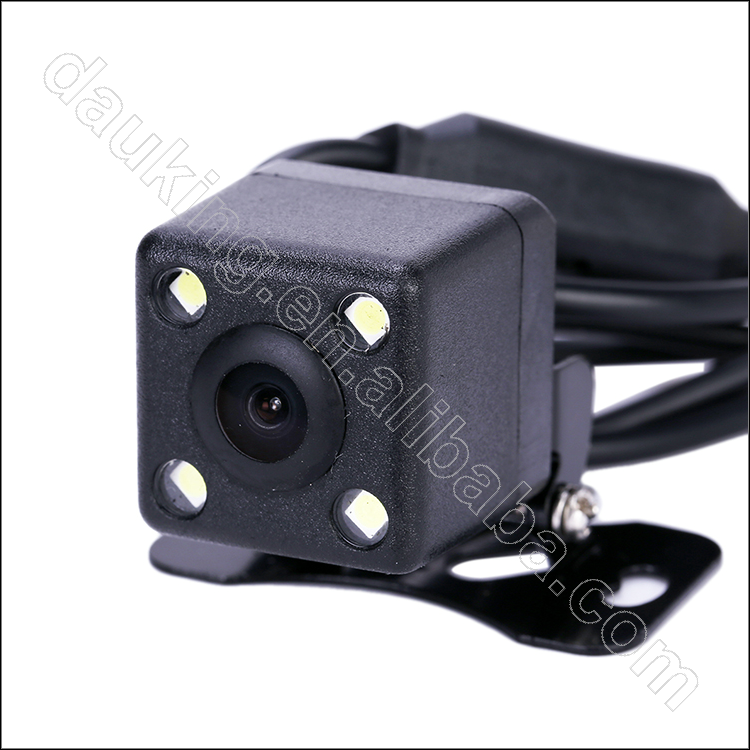 Waterproof Car Rearview Camera Night Vision, Car Reverse Camera, Camara de Retrocesos Vision Nocturna