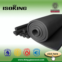 Elastomeric Foam Rubber Thermal Insulation