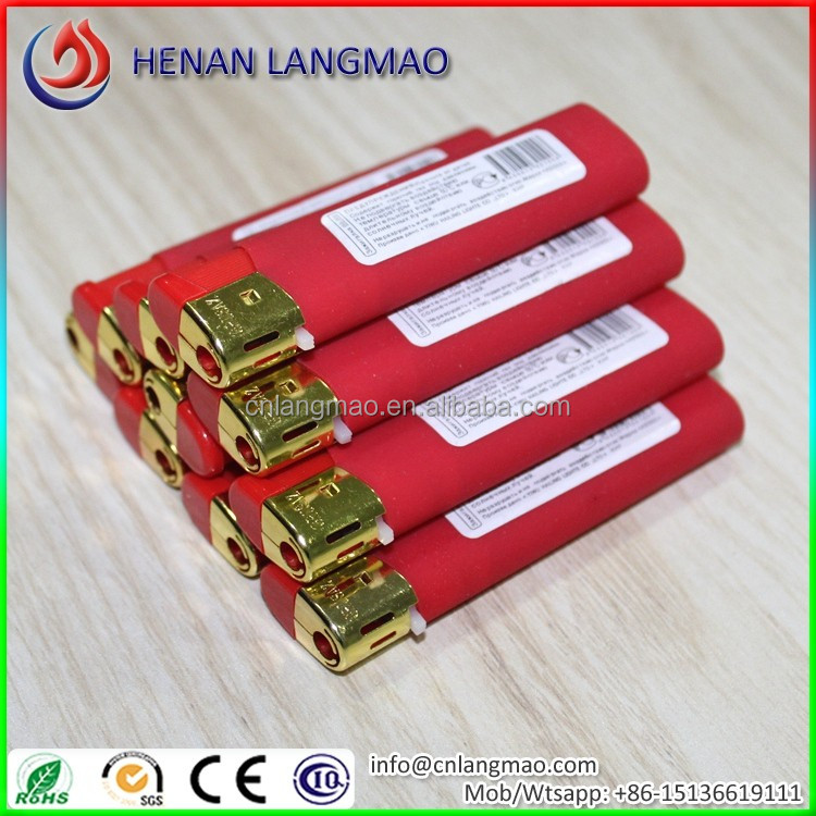 Disposable or refillable plastic cigarette lighter cheap