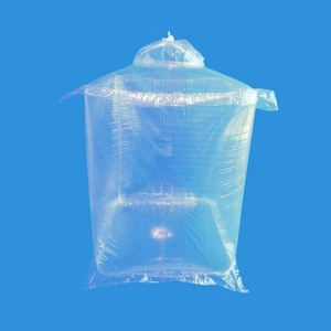 Low price corn starch container HDPE LDPE fibc bulk bags liners for industry use