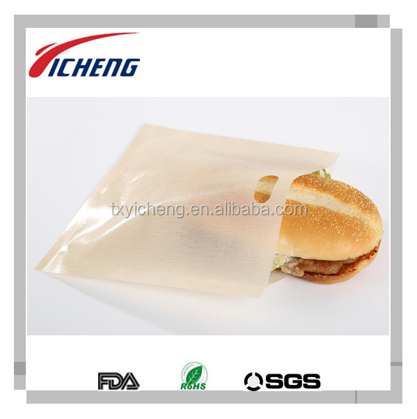 Wholesale Microwave Oven Toaster Safe Bag Used in Toaster