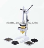 IC-14 Vertical French Fry Cutter , Potato Chips Cutting Machine