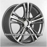 ZW-P797 23 inch black chrome alloy wheels