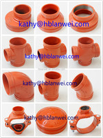 Good Supplier Fire Hydrant Pipe Fittings