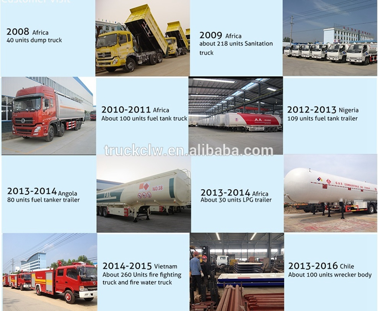 Japan tanker truck with good quality