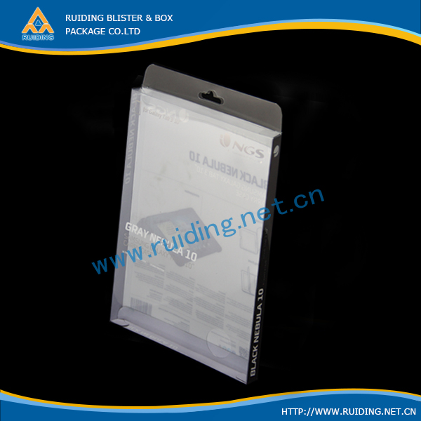 plastic packaging box for ipad case