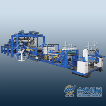JinXin brand high barrier multi-layer plastic sheet extrusion line