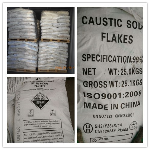Good price of caustic soda flakes 99% with good quality