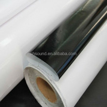 China hot sale supplier transparent pvc self adhesive vinyl/vinil roll sticker sheet for fronlit