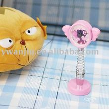 Supply Novelty gifts,spring clock