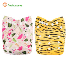 Hot Diaper Girls Washable Baby Cloth Diapers