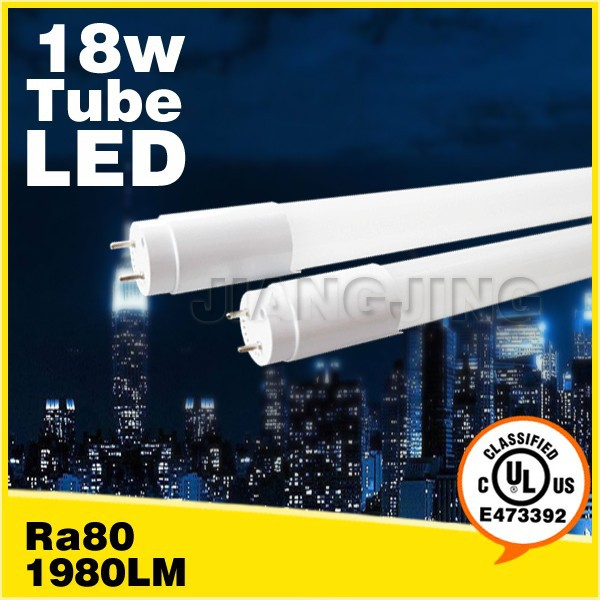 Home Led Lighting 1200mm 18w Silver decoration hanging tube light