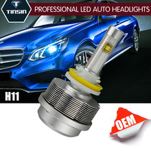 Guangzhou wholesaler 12v replace halogen bulb led headlight for toyota 5000k 6000k
