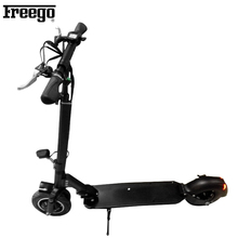 Freego double motors 10 inch electric kick scooter new hot selling