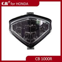 For Honda CB1000R smoke lens with signal motorcycle led tail lights