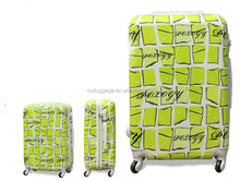new design pc trolley large garment bag luggage