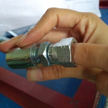free sample Aluminum/Stainless Steel/carbon steel Hose fitting Ferrule