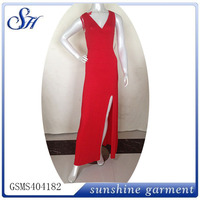 OEM service factory high quality fashion dress