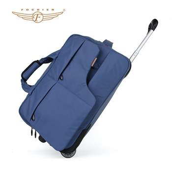 Best selling polo travel bag trolley