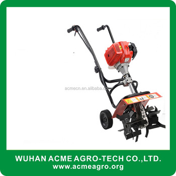 gasoline engine CE approval small farm equipment rotary tiller price