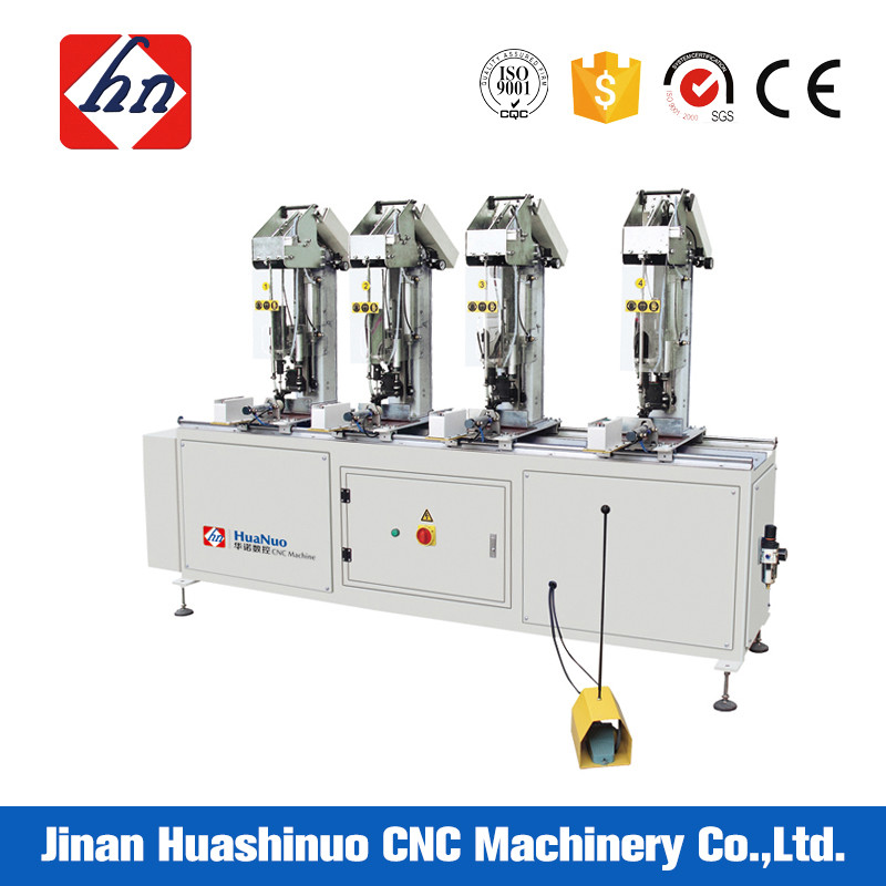 Factory price automatic screw machine for pvc window and