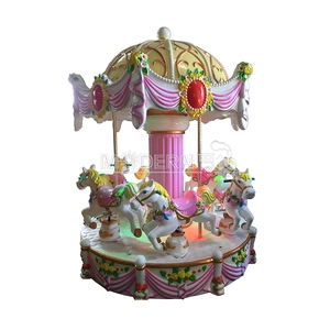 attraction carnival rides swing carousel ride merry go round