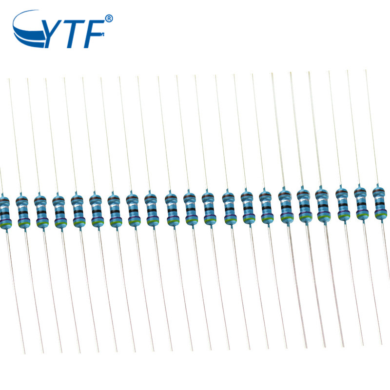 Green/Blue various Blower motor resistor for mazda 4.7 ohm <strong>1</strong>% tp <strong>1</strong>/4w