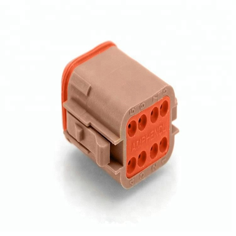 Amphenol Sine Systems A Series 8 Way 13A Connector AT06-08SD