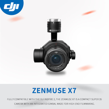 2018 latest dji Zenmuse X7 5.2K 24MP Gimbal Camera For DJI Inspire 2 Drones In stock