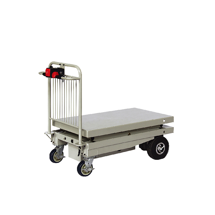 Electric trolley warehouse handling equipment hand truck