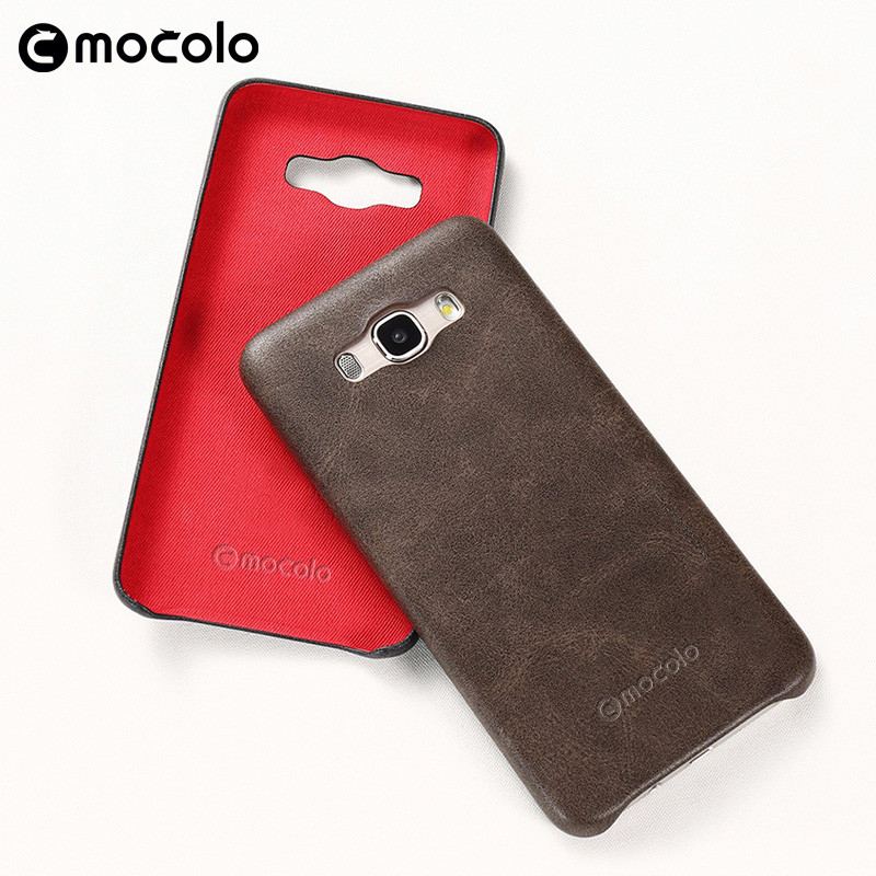 Mocolo Unique Design Leather PU Case for Samsung Galaxy J7 2017 Phone Back Cover