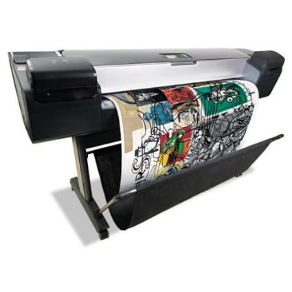 H_P DESIGNJET Z5200 44IN PHOTO PLOT PRINTER