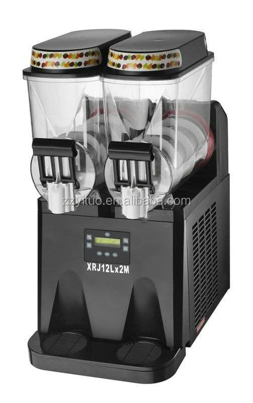 Commercial 3 Tank Margarita Frozen Drink Cheap Slush Machine For Sale